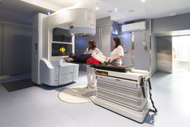 SBRT, stereotactic body radiation therapy, revolutionizing the treatment of lung cancer . imor institut